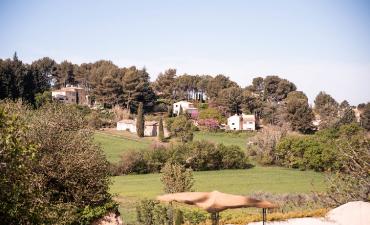 Domaine de Gaodina Aix en Provence